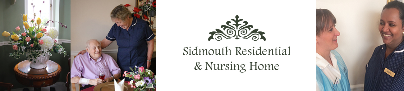Sidmouth Nursing Home header