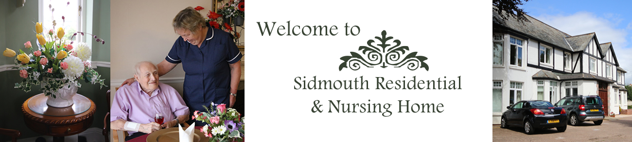 Sidmouth Nursing Home Welcome